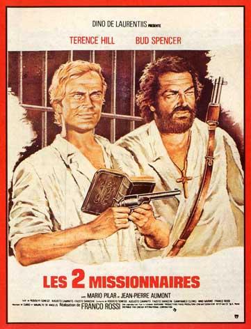 Les 2 missionnaires affiche